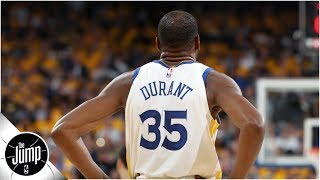 Kevin_Durant_out_for_Warriors_vs._Blazers_Game_1:_What_does_it_mean_for_Golden_State?_|_The_Jump