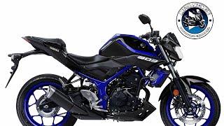 Apresentação e teste a bordo da Yamaha MT03