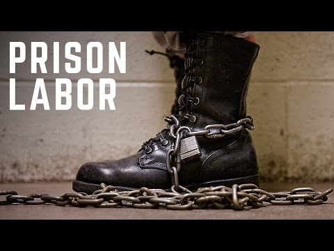 Is Slave Labor Still Legal In America?
