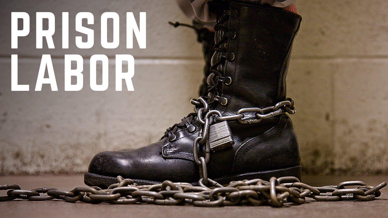 """Image result for PRISON """"Slave Labor"""""""