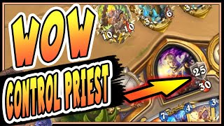 Making Control Priest Great Again! | Ashes of Outland | Hearthstone | Kolento
