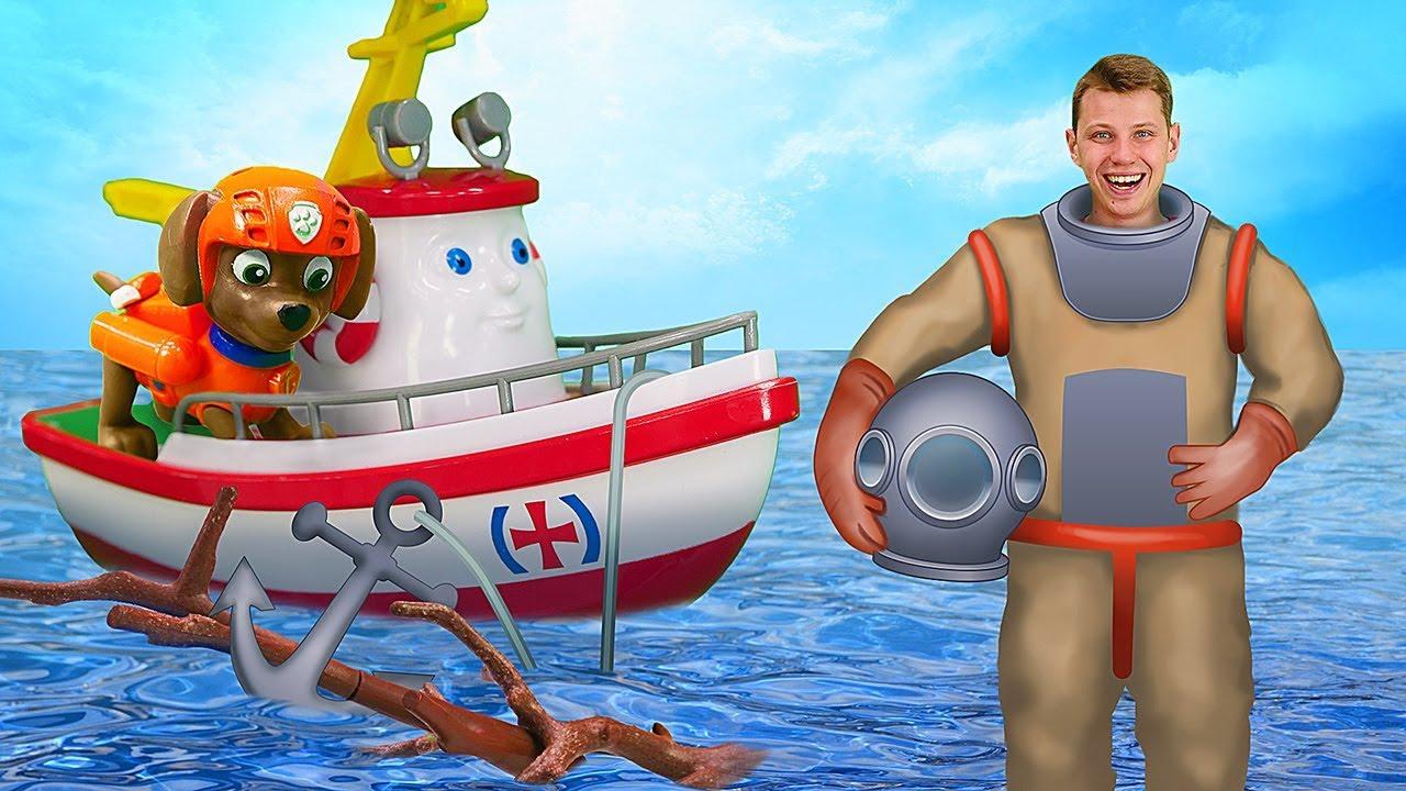 Развивающее видео для малышей про игрушки из мультиков ...
