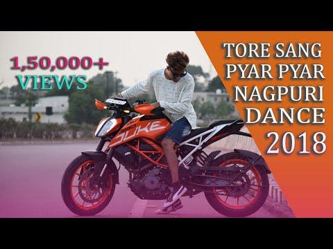 TORE SANG PYAR NEW NAGPURI SADRI DANCE VIDEO 2018 @ NKB Ft. ViSHAL TIRKEY || MANNZZ PRODUCTION