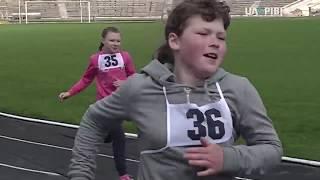 Змагання з легкої атлетики серед дітей з інвалідністю пройшли у Рівному