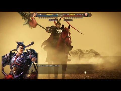 Romance of the Three Kingdoms 13 English - Lu Bu Custom Campaign Part 1 - Revenge in Jing