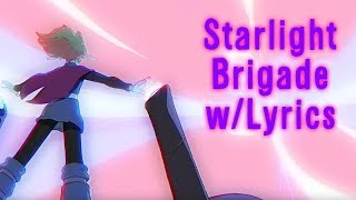 TWRP - Starlight Brigade (feat. Dan Avidan) W/LYRICS
