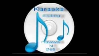 Saawan Ka Mahina ( Milan ) Free karaoke with lyrics by Hawwa -