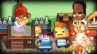 SOMETHING'S WRONG WITH THE PRINCIPAL'S DAUGHTER.. || Kindergarten 2 (Part 6)