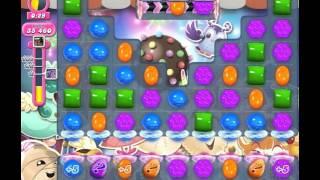 Candy Crush Saga Level 1409 (No booster, 3 Stars)