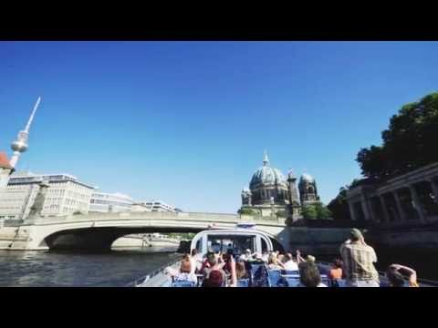 "Sightseeing in Berlin - River Cruise ""Trip on the Spree River"""
