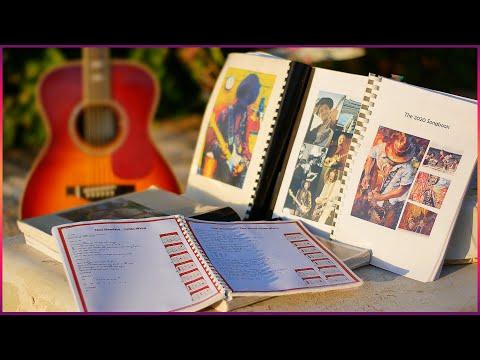 Create Your DIY Guitar SONGBOOKS + Bonus PDF Songbook