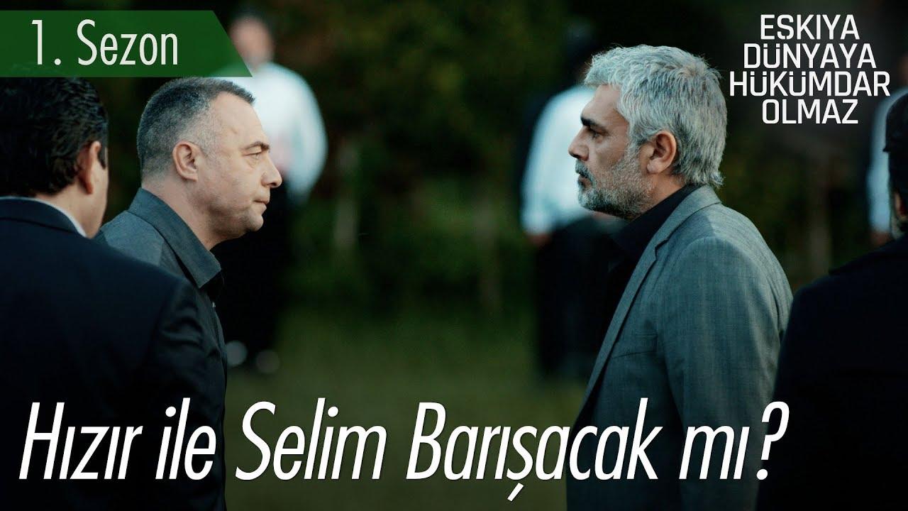 Hızır ile Selim barışacak mı? - EDHO Efsane Sahneler