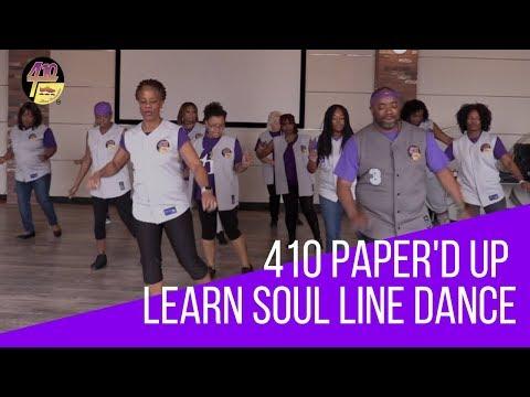 Snoop Dogg Paper'd Up  Line Dance - Dallas, Tx