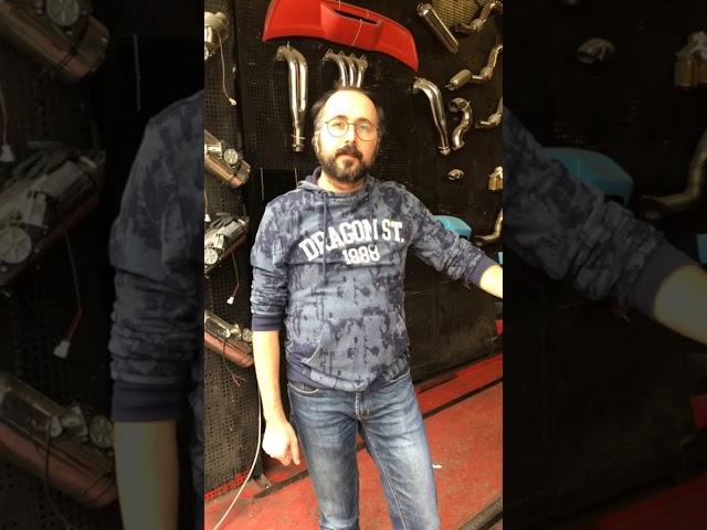 TOYOTA MR2 SPOR KATLI KUMANDALI VAREX EGZOZ SESİ
