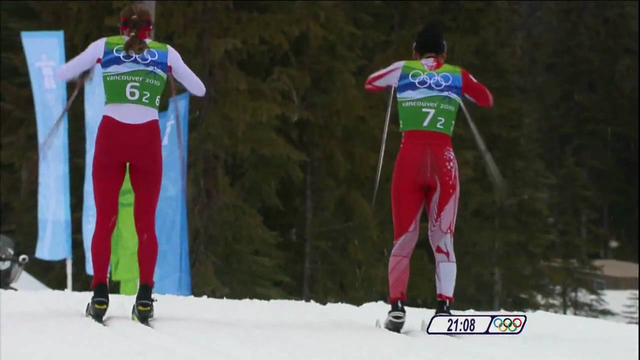 Ladies 4x5km Cross-Country Skiing Relay - Full Event - Vancouver 2010  Winter Olympics - YouTube 583982dba