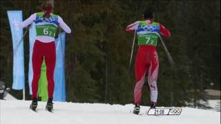 Ladies 4x5km Cross-Country Skiing Relay - Full Event - Vancouver 2010 Winter Olympics