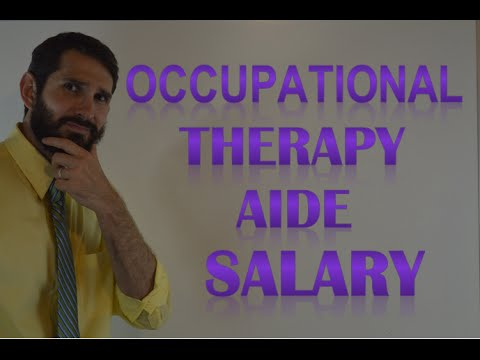 occupational therapy aide salary | how much money does an, Cephalic Vein