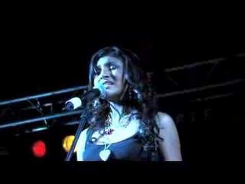 "Download Paula DeAnda-""When It Was Me"" live"