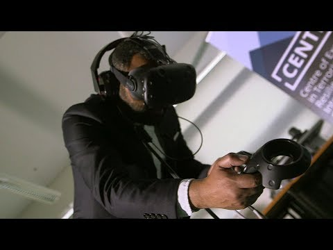 Can virtual reality train people to deal with terrorism? - BBC Click