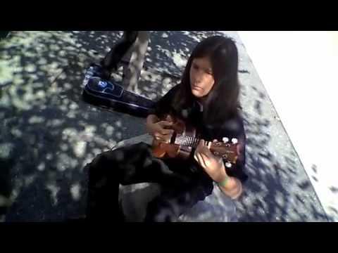 Ukulele-Flamenco Warmup