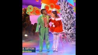 Ariana Greenblatt & Artyon Celestine - Dancing With The Stars Juniors (DWTS Juniors) FINALE