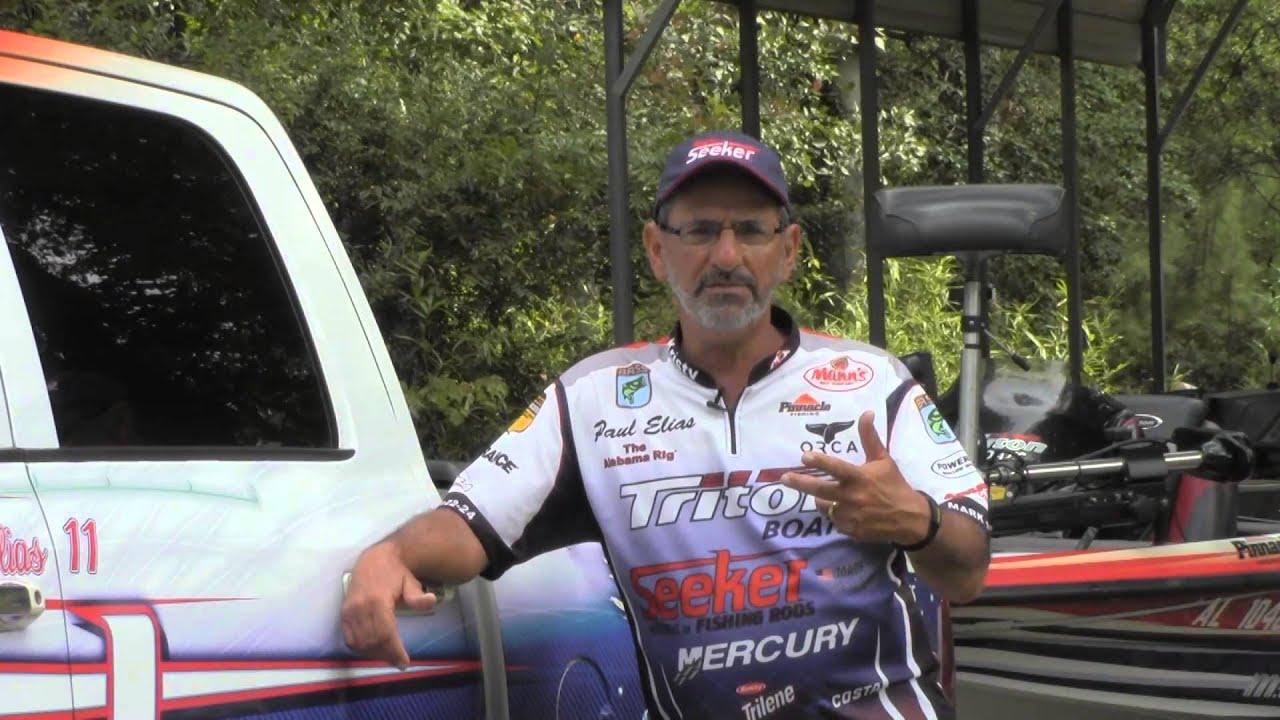 Paul elias video bio youtube for Elias v fishing