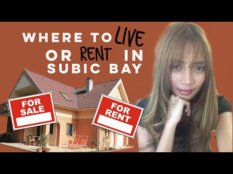Where to live and rent in Subic Bay Philippines