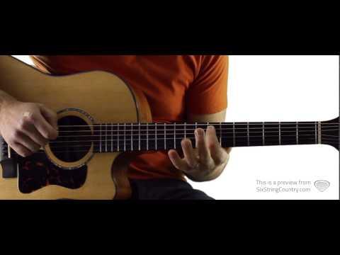 Raise 'Em Up - Guitar Lesson and Tutorial - Keith Urban & Eric Church