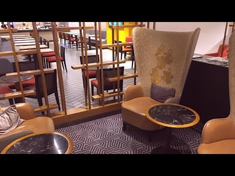 Three Star Alliance Lounges at Hong Kong (SilverKris, Royal Orchid, United Club)