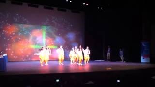 Atlanta Indian Idol Opening Dance Video