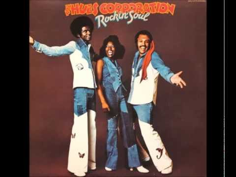 The Hues Corporation - I Got Caught Dancing Again