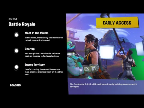 FORTNITE *NEW UPDATE PATCH V4.4 GRINDING FOR 400 SUBS