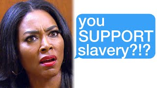r/Relationships HELP! I'm Black And My White Boyfriend Supports Slavery