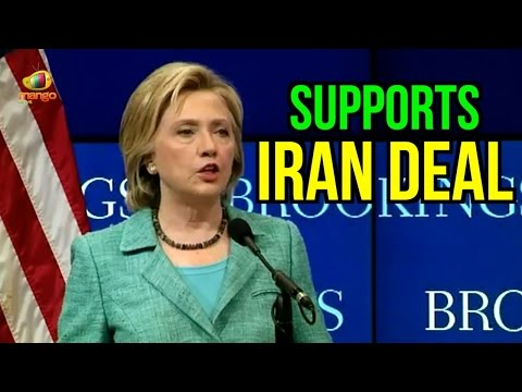 Hillary Clinton Full Speech | Supports Iran Deal | Commitment To Israel | Mango News