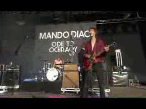 Mando Diao - 07 Killer  Kaczynski (Hurricane Festival 2006)