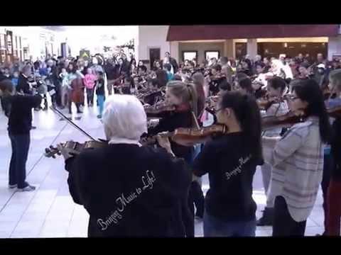 Preucil School of Music flash mob