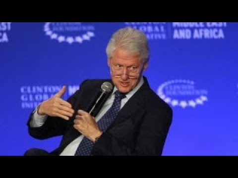 Bill Clinton denies accusation foundation paid for Chelsea's wedding