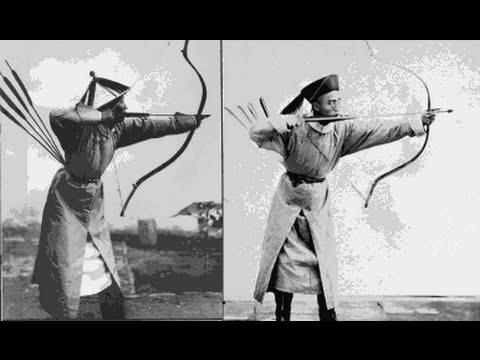 Manchu Music---The Song of Archery---满族音乐---射箭之歌