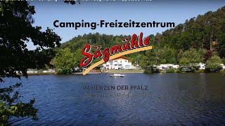 Willkommen bei uns! I Camping-Freizeitzentrum Sägmühle, Trippstadt/Pfalz