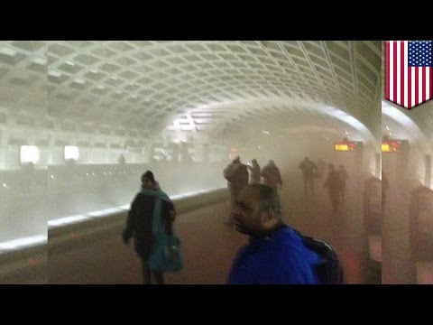 Washington D.C. Metro death: Woman dies after train engulfed in thick smoke