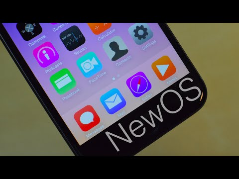NewOS - A theme by Mike Billig