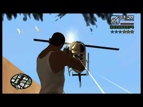 TRYING TO SURVIVE A RAMPAGE... (PART 2) | GTA SA
