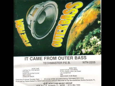 Techmaster PEB - Dragon Bass (It Came From Outer Bass)
