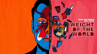 Armin van Buuren feat. RBVLN - Weight Of The World (Lyric Video)