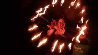Seattle Social: IGNITION Fire Troupe