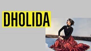 DHOLIDA DANCE CHOREOGRAPHY | LOVEYATRI