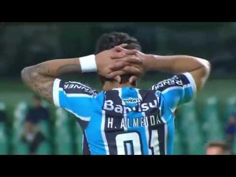 Coritiba 4 x 0 Grêmio - Melhores momentos pela 23ª rodada do Brasileirão 2016  - 07/09/2016