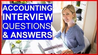ACCOUNTING/ACCOUNTS PAYABLE Interview Questions & Answers