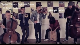 Capital Cities - Safe and Sound Strings Cover | David Fertello ft. Spencer Ludwig
