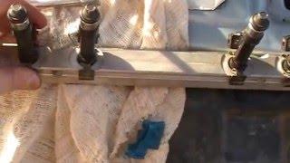 Чистка форсунок ВАЗ 2115 (2113, 2114, 2110 и на прочих инжекторах)